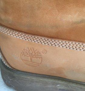 Ботинки Timberland premium boot waterproof (б/у)