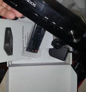 сетевой медиаплеер konoos gv-3765