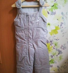 Детские демисезонные штаны