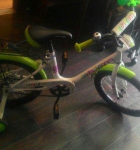 Велосипед детский, радиус 18