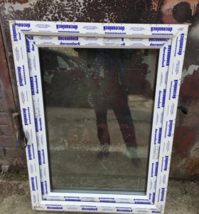 Окна Rehau  70мм 1.12х0.85