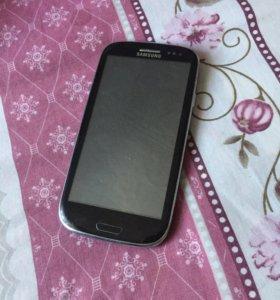 Samsung S3 (на запчасти)