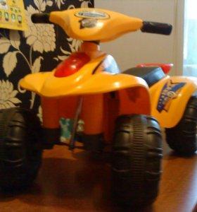 Детский электромобиль Срочно