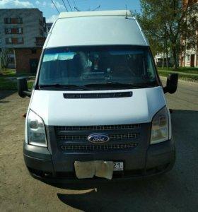 Форд-транзит 2012год