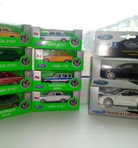 Машинки игрушки модельки новые