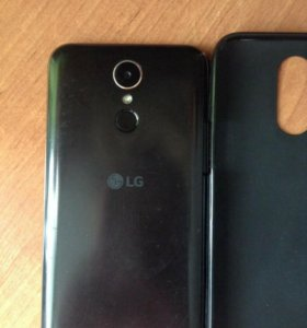 LG K10 2017 на 16GB