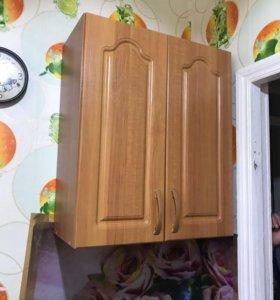 Шкаф навесной 2 штуки
