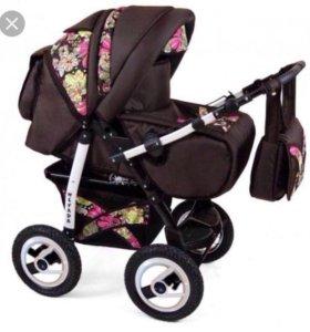 Детская коляска-трансформер Smile Line Etude PC