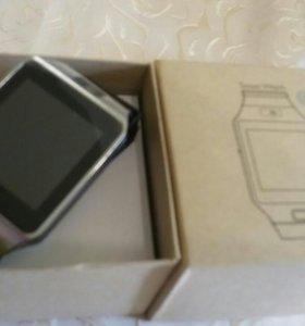 Смарт-часы dz09 новые