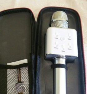 Микрофон-караоке ЮЗБи