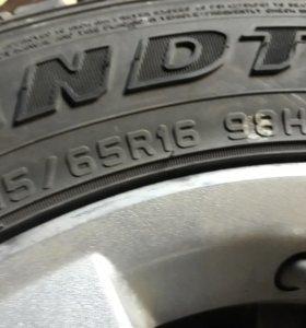 колеса летние Субару 215/65R16 98H
