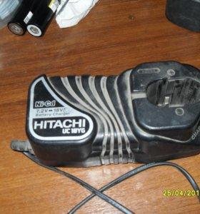 Зарядное устройство для шуруповерта hitachi