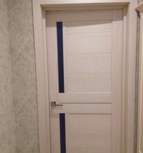 Дверь + коробка.