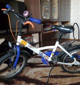 Велосипед 3-7 лет