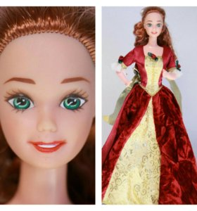 American Stories Collection - Pioneer Barbie рыжая