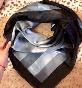 Весенний платок на шею
