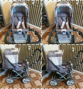 Продаю детскую коляску трасформер !!!