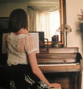 Репетитор по занятию фортепиано
