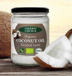 Кокосовое масло 400 гр из Финляндии