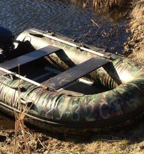 лодка NORDIK 330 PRO