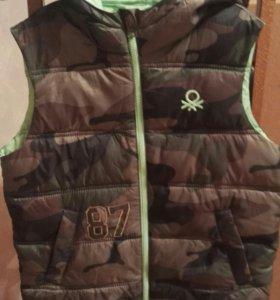Одежда для мальчика 15ед., 7-8 лет,бу, пакетом