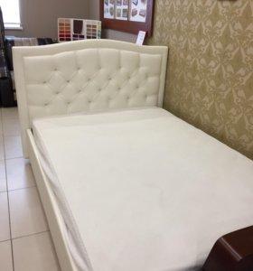 Срочно! Кровать LUX с матрасом 140/200