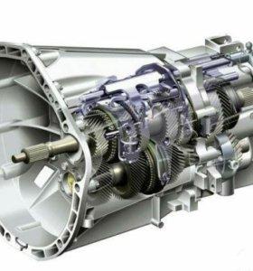 Мотор коробка