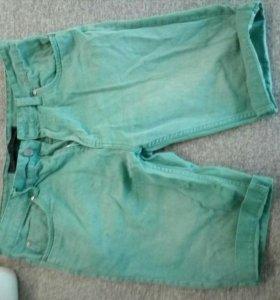 Шорты джинсовые,р50-52