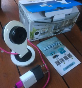 Камера Wi-Fi IP Network Camera