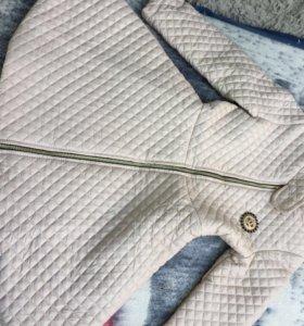 Пальто демисезонное Шанель