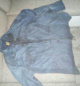 Рубашка(нат.кожа)р.50-52