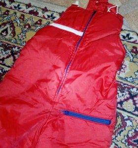 Лыжные штаны(горнолыжные)