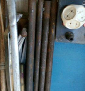 Труба стальная безшовная диаметр 25х1500мм