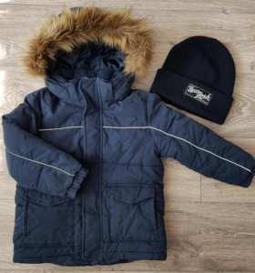 Куртка Н&М 98 см.