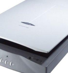 Сканер benq 5000