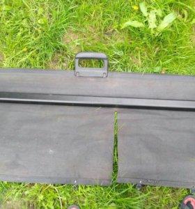 Шторка багажника x-trail 31