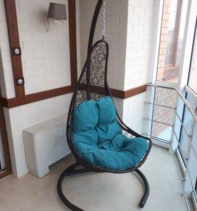 подвесное кресло кокон