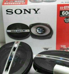 Sony овалы и Pioneer 25-e.