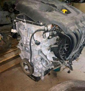 Двигатель на Optima G4ND,,--2.0 л. Конец 17 года