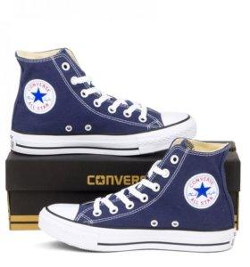 Кеды Converse all star (высокие)