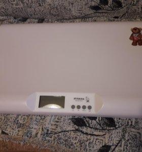 Весы детские цифровые maman sbbc 212