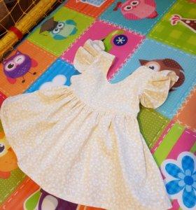 Детское платье, сарафан