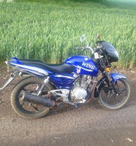 Мотоцикл винг 150