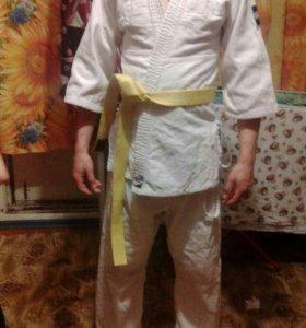Кимоно для дзюдо или айкидо