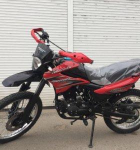 Мотоцикл Zongshen Enduro 250 см3 (ZS200GY-3) с птс