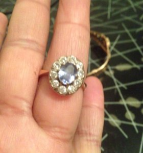 Золотое кольцо малинка