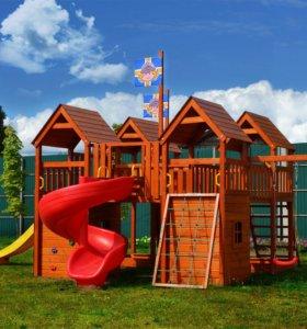 Детский игровой комплекс Камелот 2