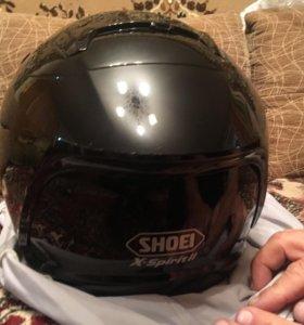 мото шлем shoel X-spirit ll
