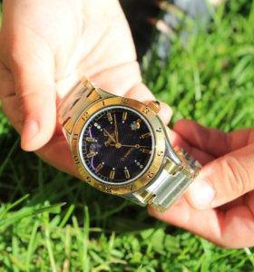 Механические наручные часы рекорд 21 камень