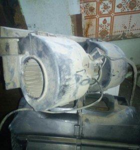 Мотор отопителя FORD GRANADA II